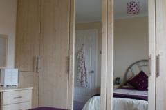 Maple Steble door